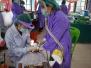 โครงการสุขภาพดีใต้ร่มพระบารมี วันที่ 19-20 ก.พ.2561 จังหวัดระนอง