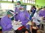 โครงการสุขภาพดีใต้ร่มพระบารมี วันที่ 29-31 ม.ค.2561 จังหวัดสกลนคร